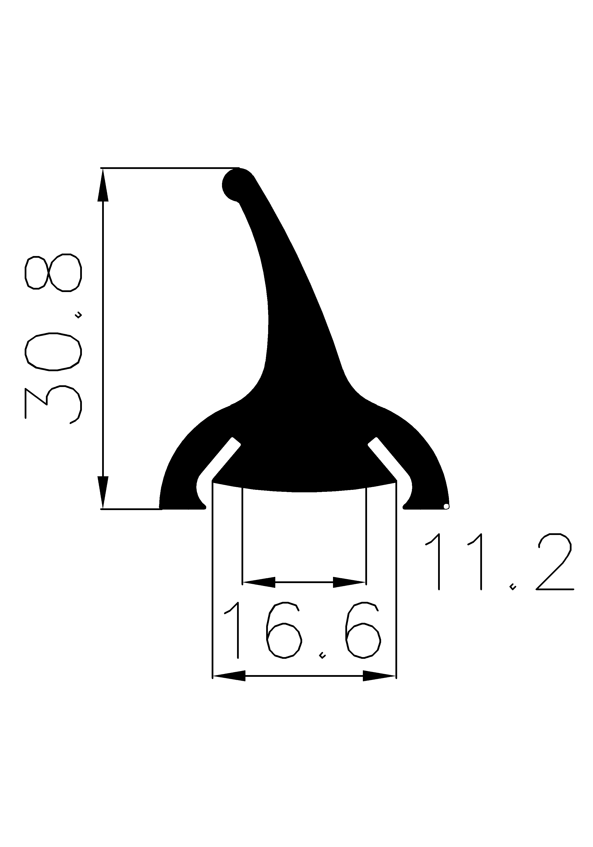 7790365KG - Other gasket profiles