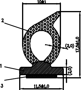 B_COEX009 - Other gasket profiles
