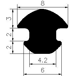 SO - KG593 - Other gasket profiles