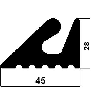 SO - G594 - Other gasket profiles